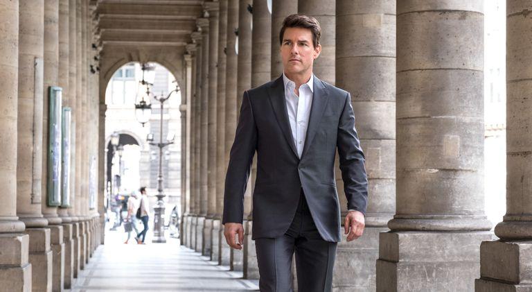 Tom Cruise quiere lucir un traje parecido al de 007