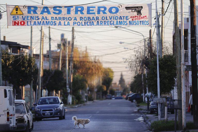 Vecinos del conurbano se muestran cansados de la violencia del delito y prometen similares respuestas