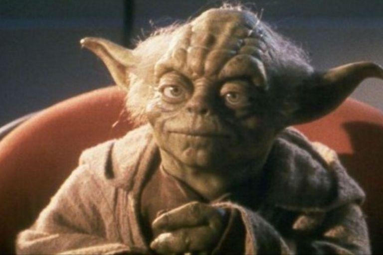 Un gran acierto fue utilizar el Yoda marioneta. Su presencia física le daba al personaje una magia que luego el digital le arrebató