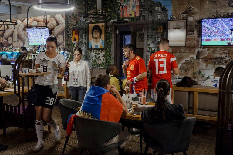 El trístemente célebre laboratorio antidoping de Sochi ahora es un gastropub