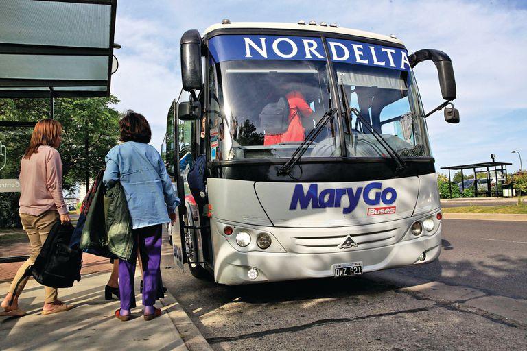 Las unidades de la línea 723 complementarán el servicio de MaryGo