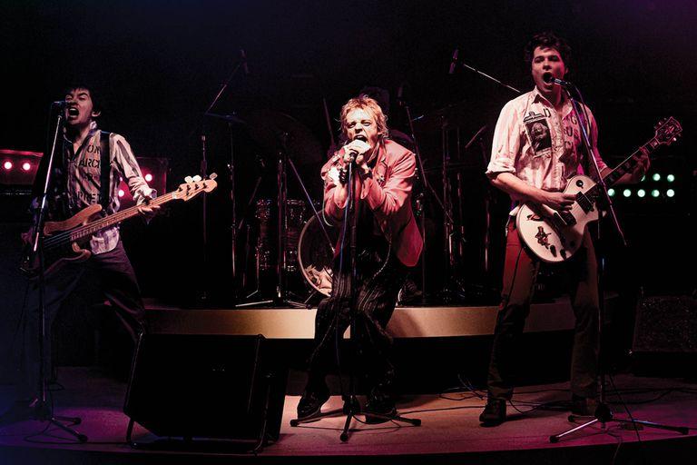 La primera imagen de Pistol, la nueva serie basada en la corta, pero explosiva carrera de los Sex Pistols, dirigida por Danny Boyle