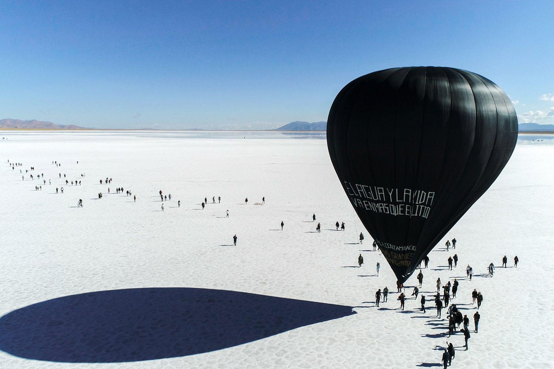 Récord. El año pasado hizo realidad el primer vuelo humano sin combustibles fósiles