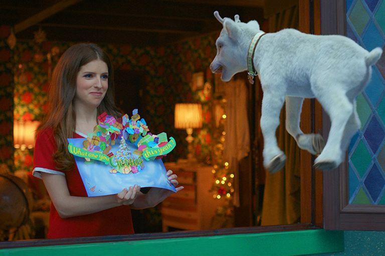 Estrella en frasco chico: Anna Kendrick encabeza la comedia navideña Noelle