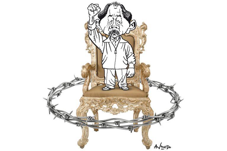 La satrapía de Ortega  y el falso axioma de la reelección indefinida