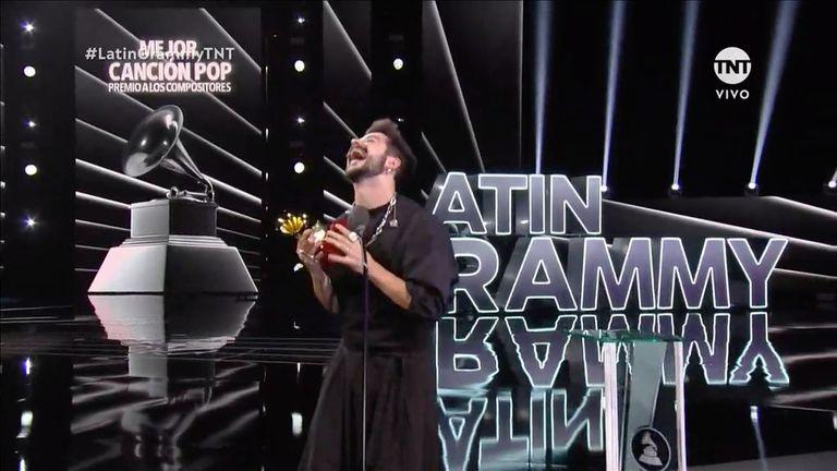 Los premios Latin Grammy 2021 se celebrarán el 18 de noviembre, en Las Vegas