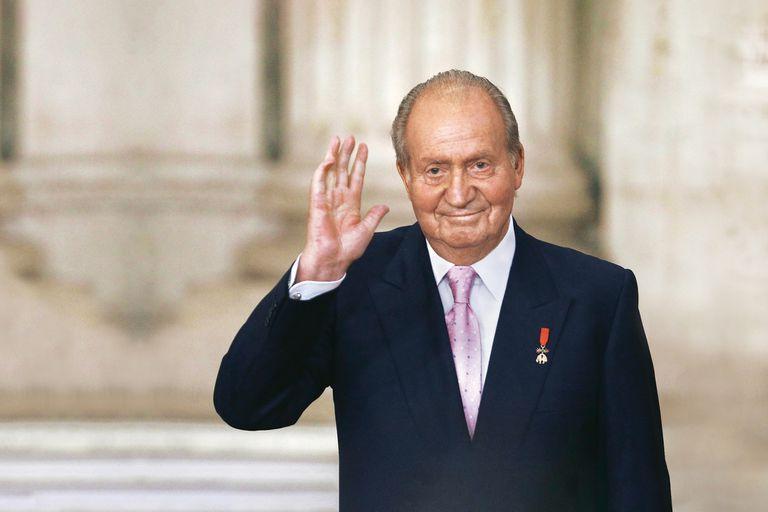 El rey emérito Juan Carlos I estuvo en el trono español durante cuatro décadas