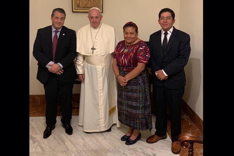 El papa Francisco recibió en Santa Marta el informe sobre graves violaciones a los derechos humanos durante las protestas sociales en Chile