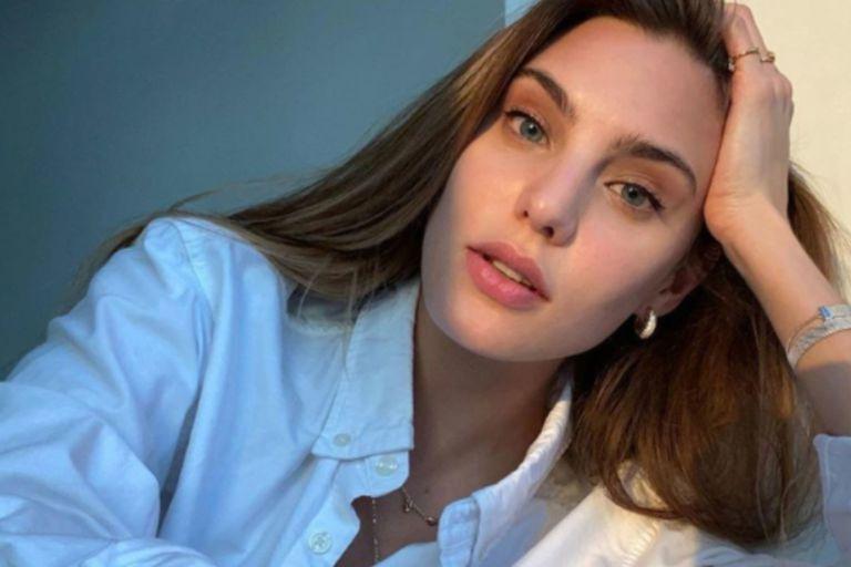 Macarena Achaga, la actriz argentina que participa de la serie de Luis Miguel, está en pareja con un modelo mexicano