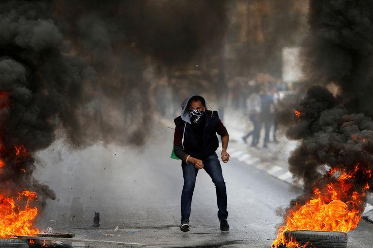Gaza: 55 muertos en protestas por la decisión de Trump de mudar la embajada