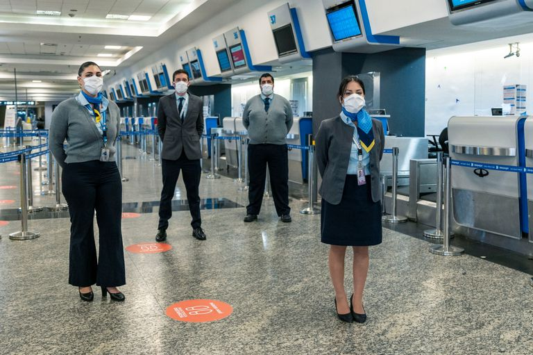 La propuesta de establecer un centro de operaciones en Córdoba implicaría trasladar en un primer momento cuatro aviones de la empresa a esa provincia