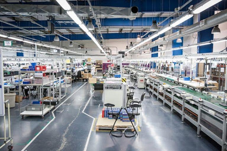 La producción industrial empieza a dar buenas cifras, en relación a los malos meses de 2020