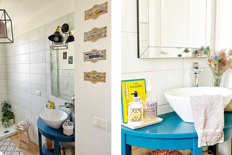 Cómo modernizar el baño sin entrar en obra y con bajo presupuesto