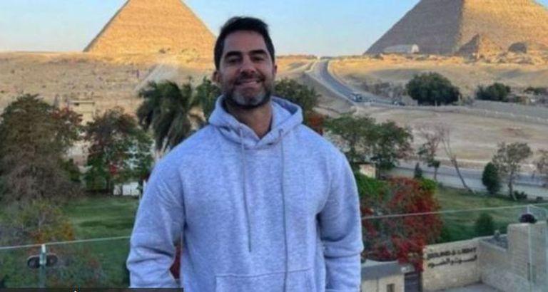 El médico Victor Sorrentino filmó y publicó en redes sociales un video que ha causado escándalo en Egipto y Brasil