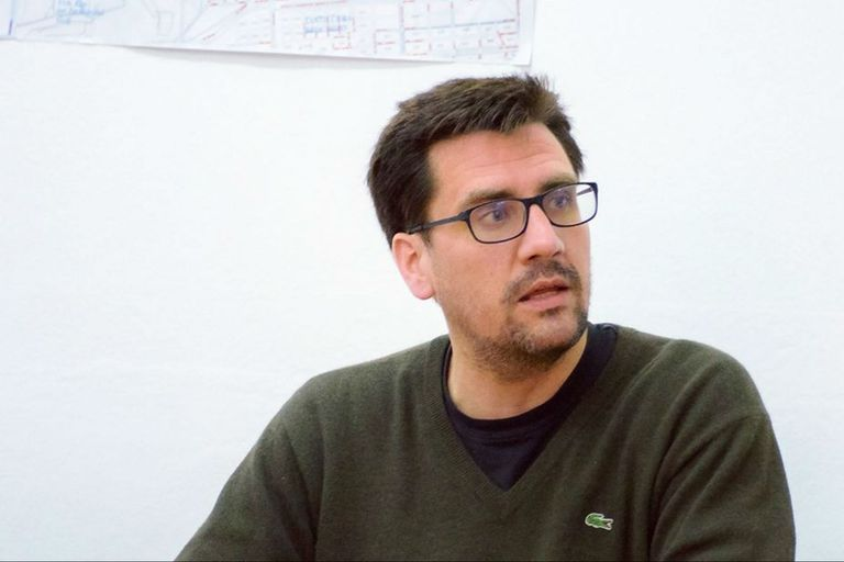 El jefe de gabinete provincial, Juan Luna Corzo
