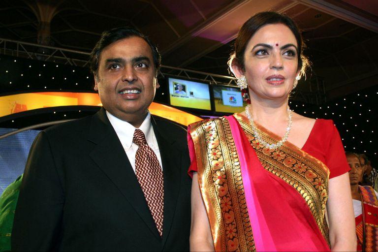 India: como viven los Ambani, la familia más rica de Asia