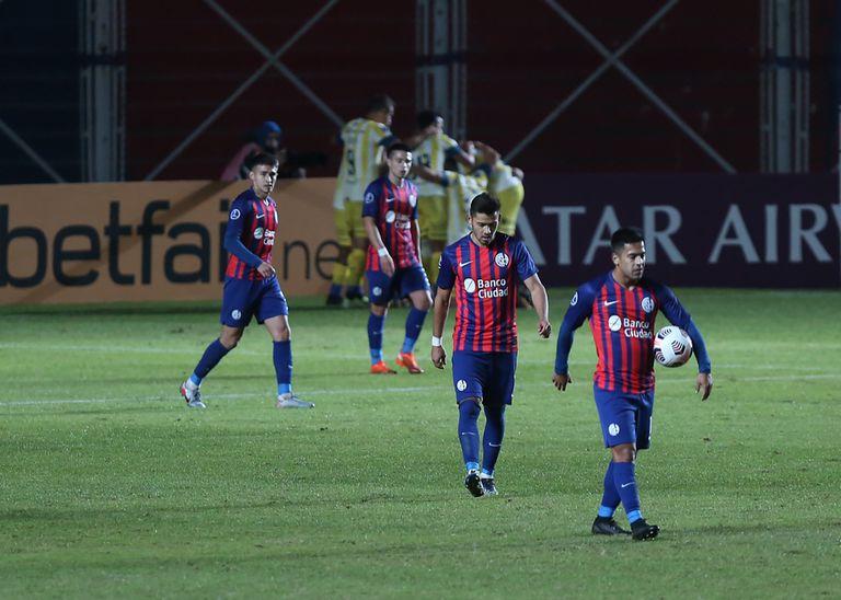 Crisis. San Lorenzo perdió ante Central y también se despidió de la Sudamericana