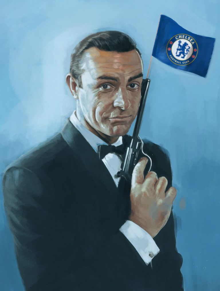 James Bond, icono del espionaje británico