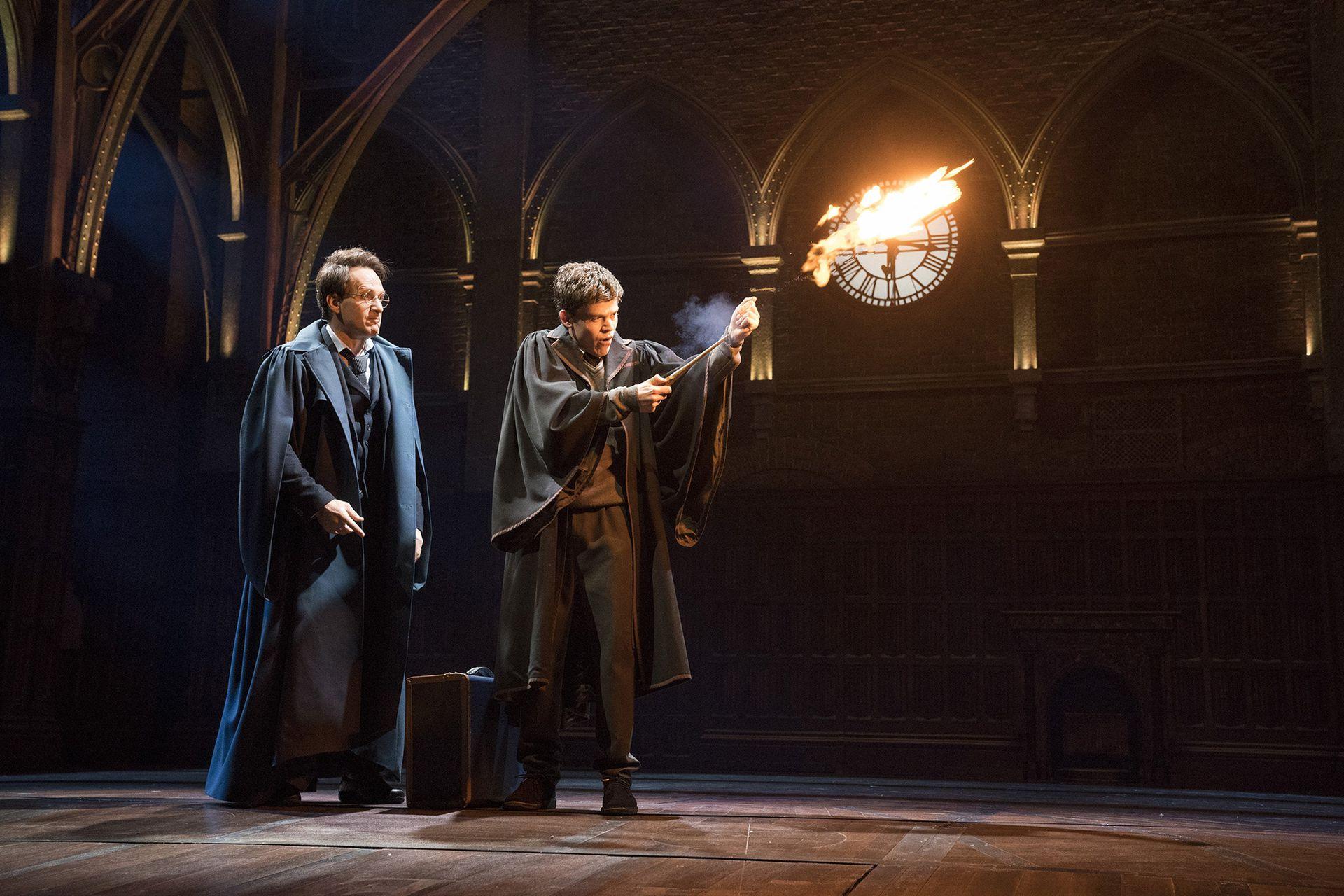 Harry y Albus, una relación compleja