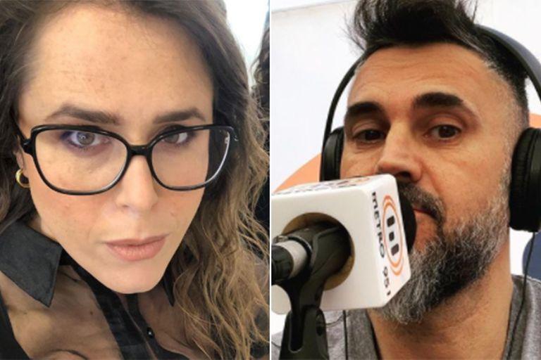 """Malena Guinzburg aseguró que no trabajaría con Leo Montero: """"Se portó mal; no fue prolijo por lo menos"""""""