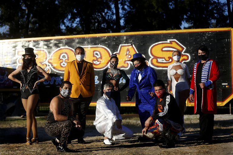Coronavirus: historias de circo en cuarentena