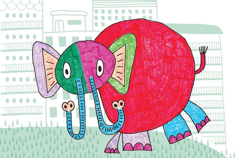 Los dibujos de un chico autista que inspiraron a grandes ilustradores