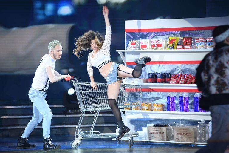 Sofi Morandi cerró la ronda de videoclips y se sorprendió con los reproches de Laura Fidalgo