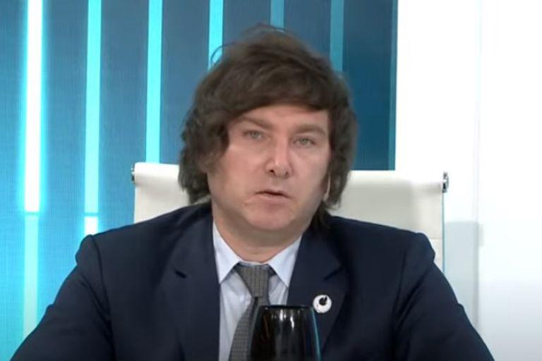 """Javier Milei reveló por qué dejó de ser hincha de Boca: """"Ahora soy anti"""""""