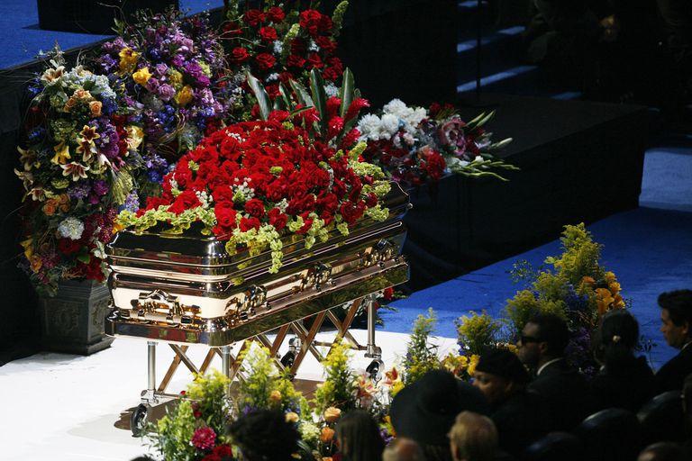 El último adiós a Michael Jackson tuvo lugar en el Staples Center de Los Angeles