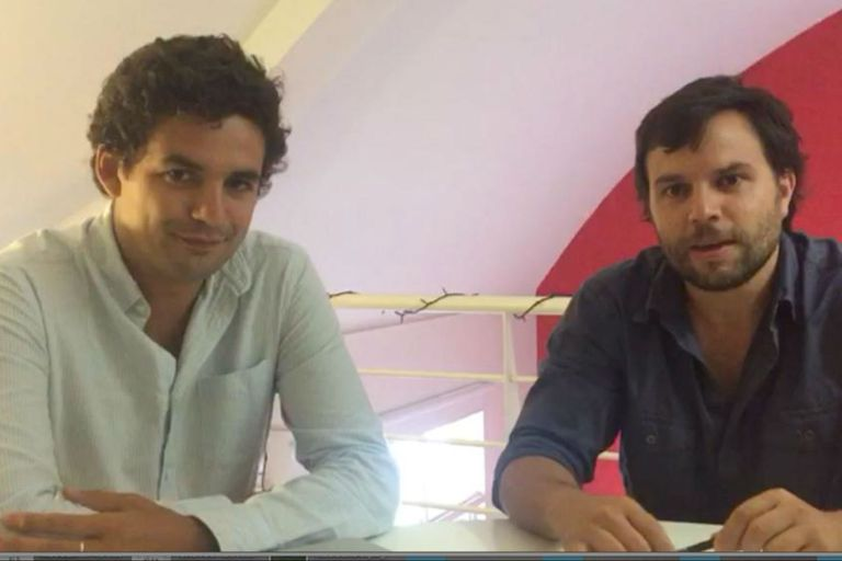 Emprendedores: Guillermo Zorraquín y Mariano Pizzio