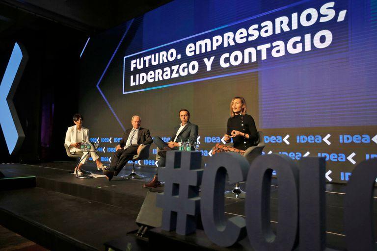 IDEA. Evasión, reformas y marco normativo, en la agenda de los empresarios