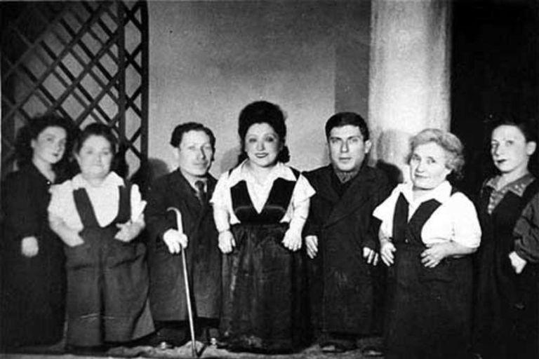 La familia que sobrevivió a Mengele y el horror nazi