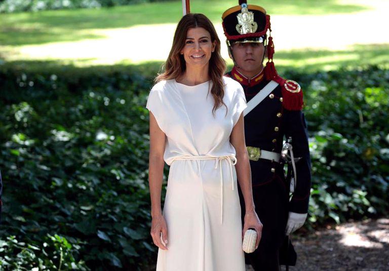 Todos los looks de Juliana Awada en el G20