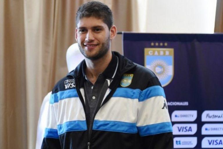 Pato Garino será una de las figuras del equipo argentino