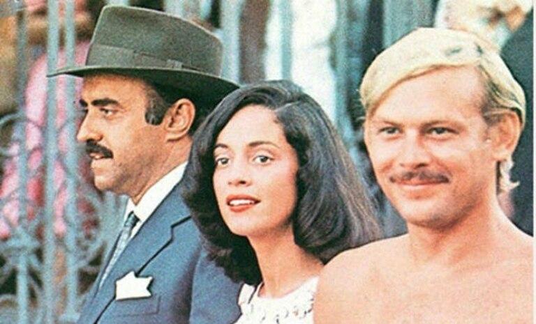 Una imagen de Doña Flor y sus dos maridos