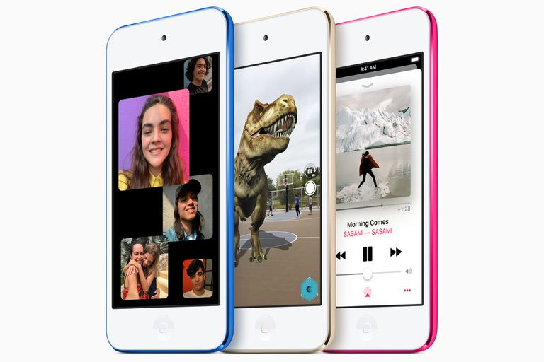 El iPod Touch en su versión 2019