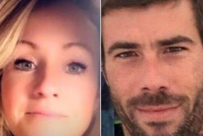 Beatriz Zimmermann y Tomás Gimeno, los padres de las niñas desaparecidas