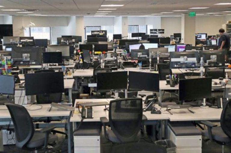 Muchas empresas debieron abandonar sus oficinas de golpe y buscan la forma de seguir operando