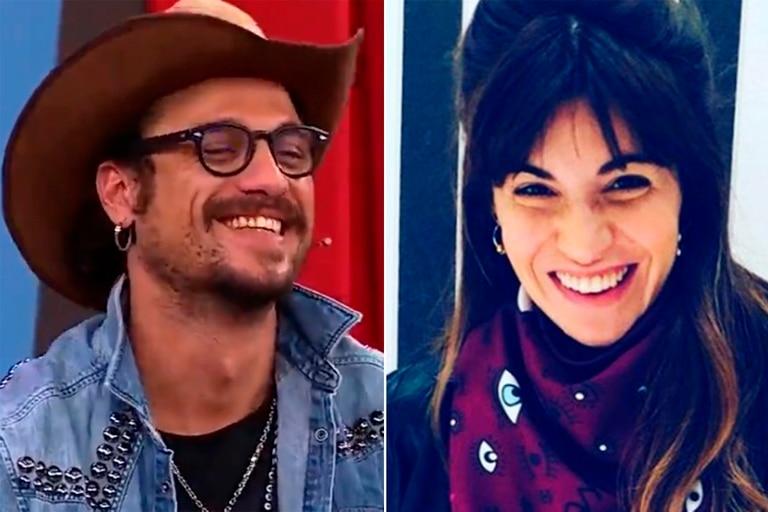 La relación entre la hija de Diego Maradona y el ex de Jimena Barón marcha sobre ruedas