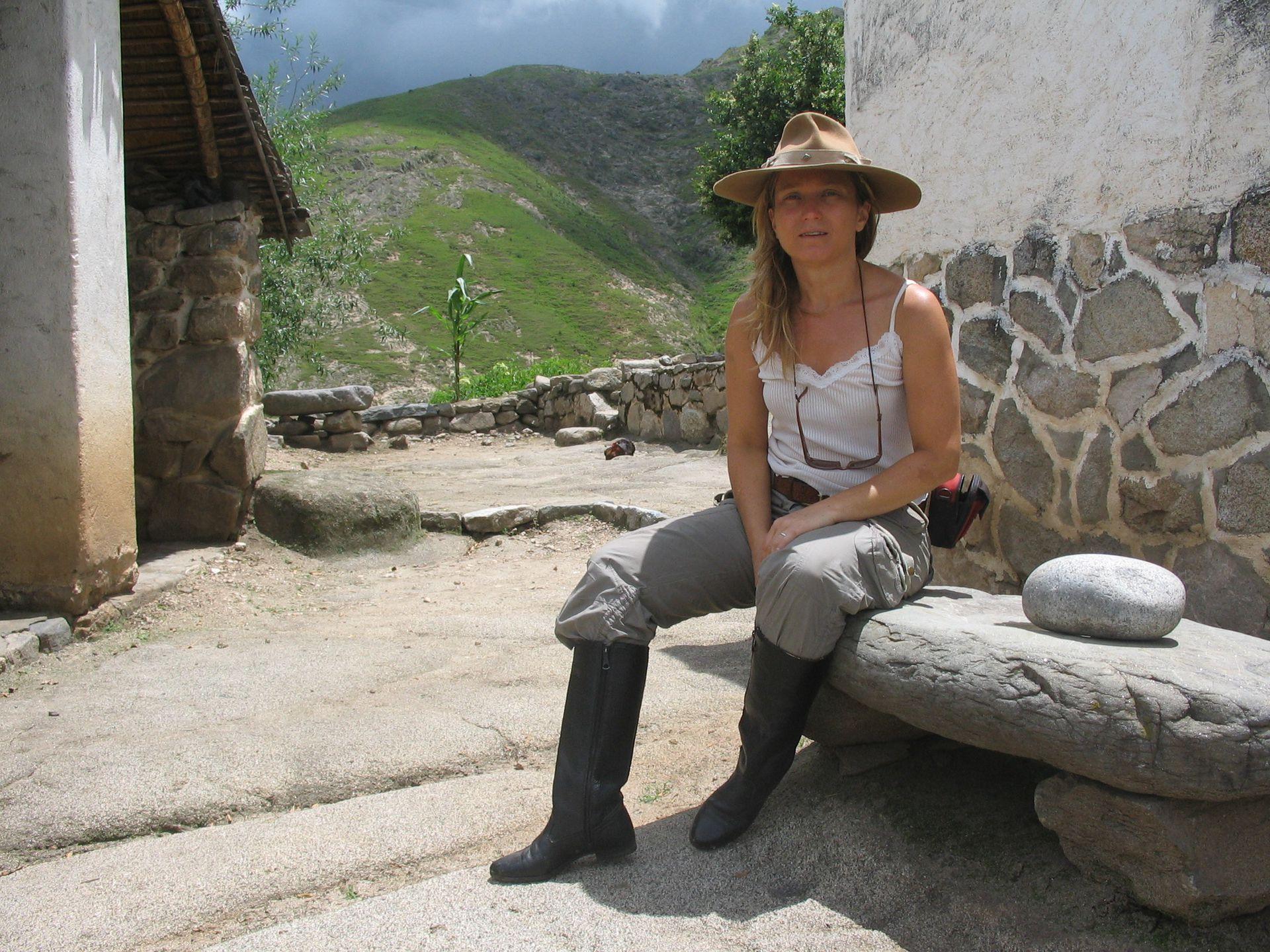 Fabienne nació en Camerún, vivió en Brasil y Ecuador. Esa vida multicultural fue la base que la impulsó a buscar un nuevo horizonte en el noroeste argentino.