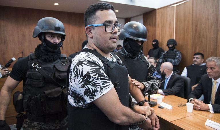 Piden la absolución de Guille Cantero en el juicio por las amenazas a jueces