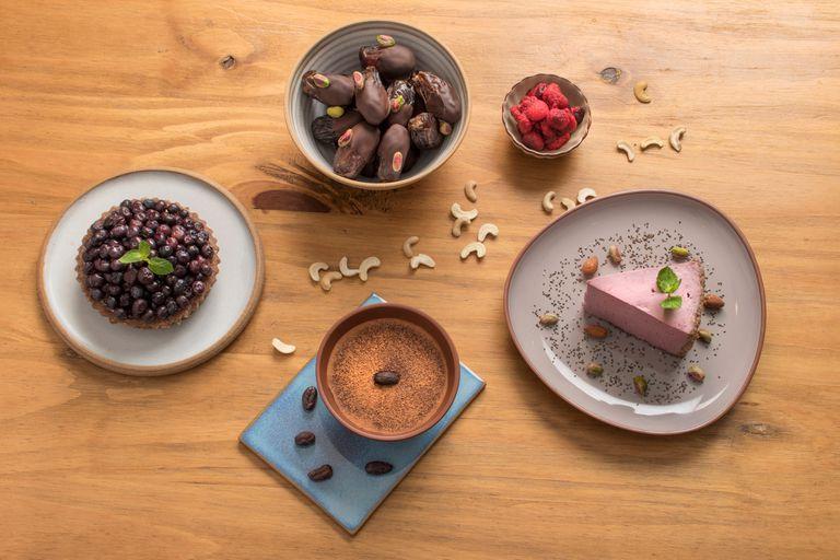 El chef enfocado en la cocina raw multiplica las opciones del cajú