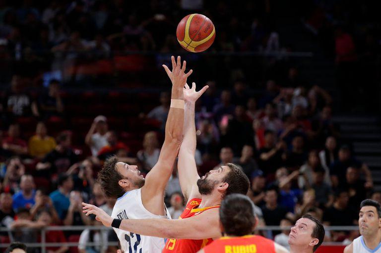 Argentina y España ya juegan la final del mundo en China