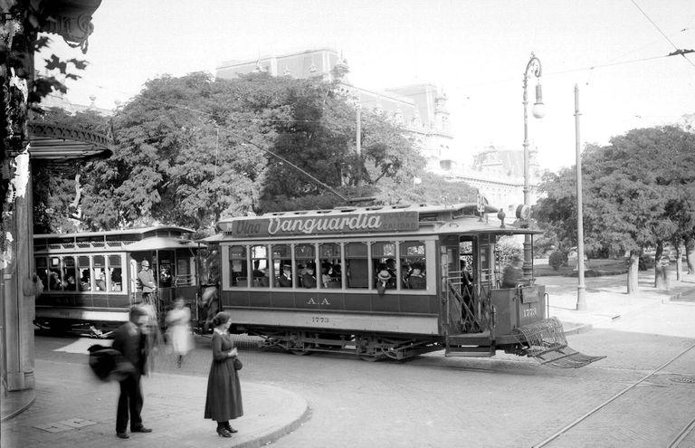 Buenos Aires. Breve historia del tranvía eléctrico