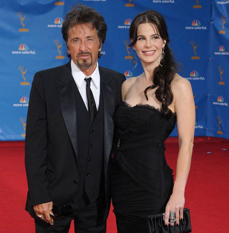 Lucila Polak y Al Pacino se separaron en 2018, tras más de diez años juntos