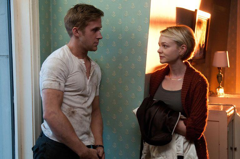 Ryan Gosling y Carey Mulligan en Drive, de Nicolas Winding Refn.