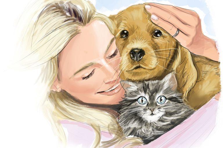 Una mascota es un miembro más de la familia. Por eso, los beneficios de Club también incluyen propuestas de cuidado, juego y aseo.