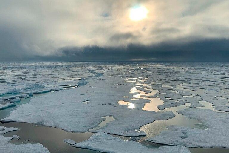 Los deshielos podrían hacer subir el nivel de los mares y generar graves consecuencias en las zonas costeras del mundo