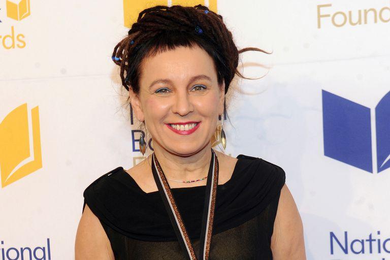 Olga Tokarczuk ganó el año pasado el Man Booker International
