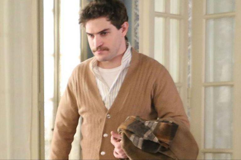 Matías Mayer como Gallo